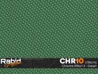 Chrome Effect II - Green (100cm)
