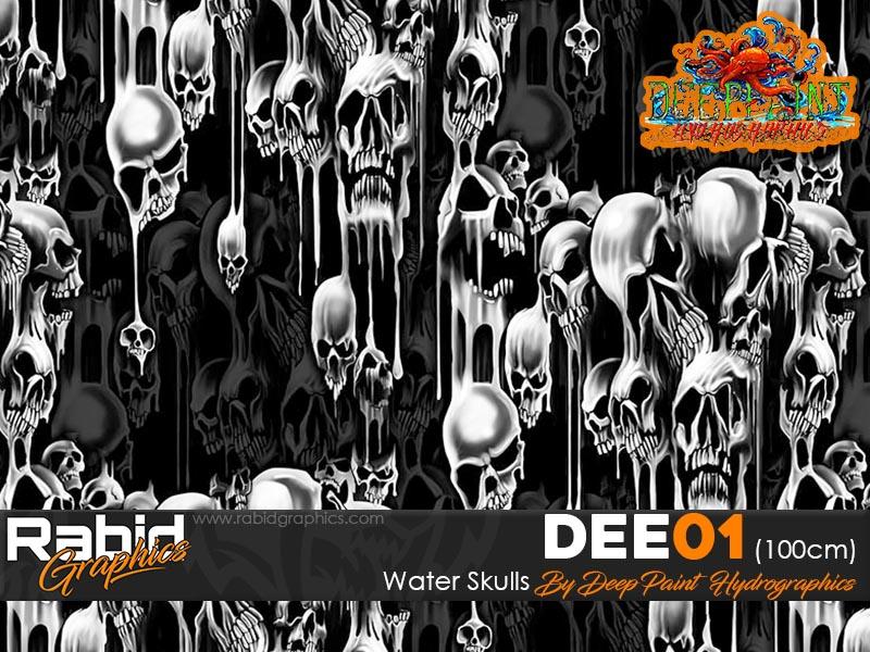 Water Skulls (100cm)