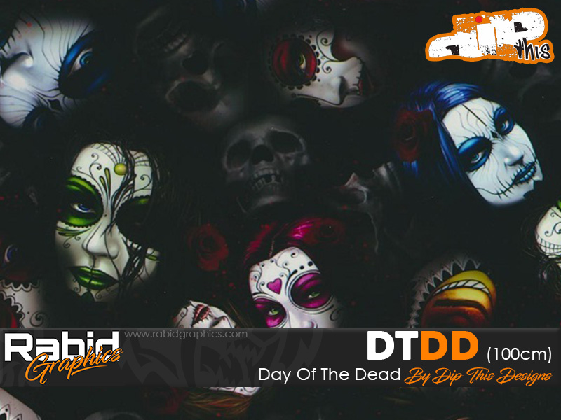 Day Of The Dead (100cm)
