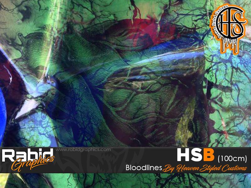 Bloodlines (100cm)