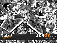 Comic Jokers (50cm)