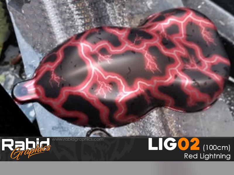 Red Lightning (100cm)