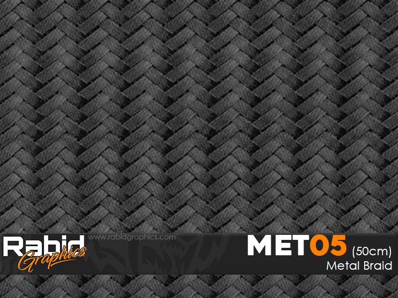 Metal Braid (50cm)