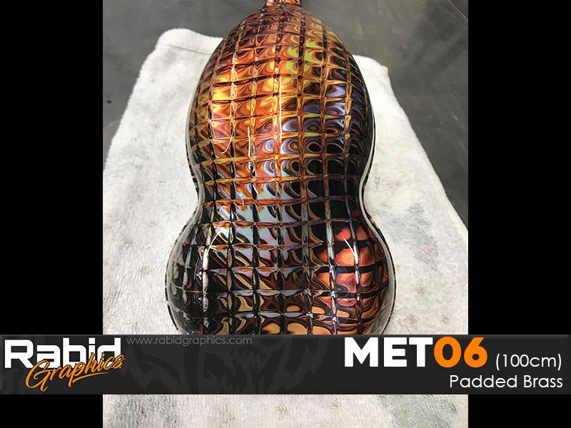 Padded Brass (100cm)