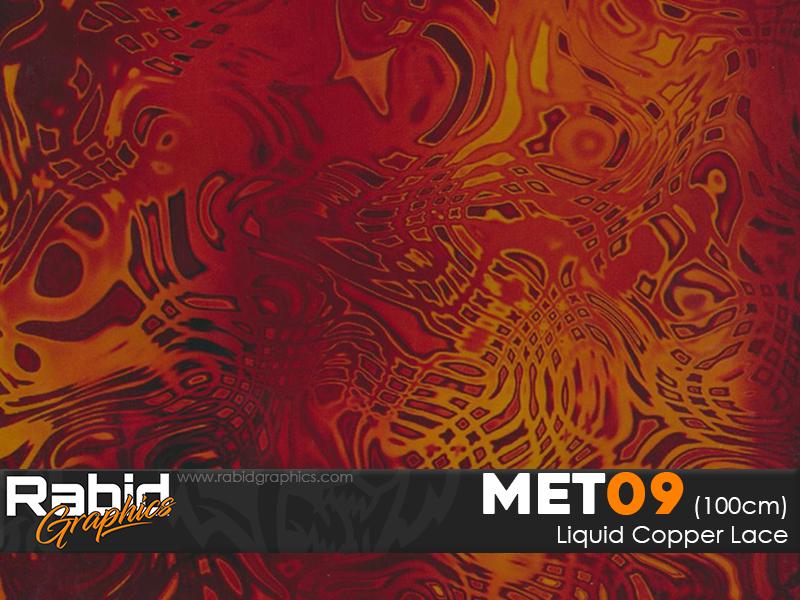 Liquid Copper Lace (100cm)