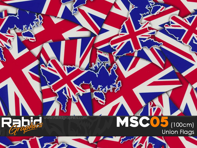 Union Flags (100cm)