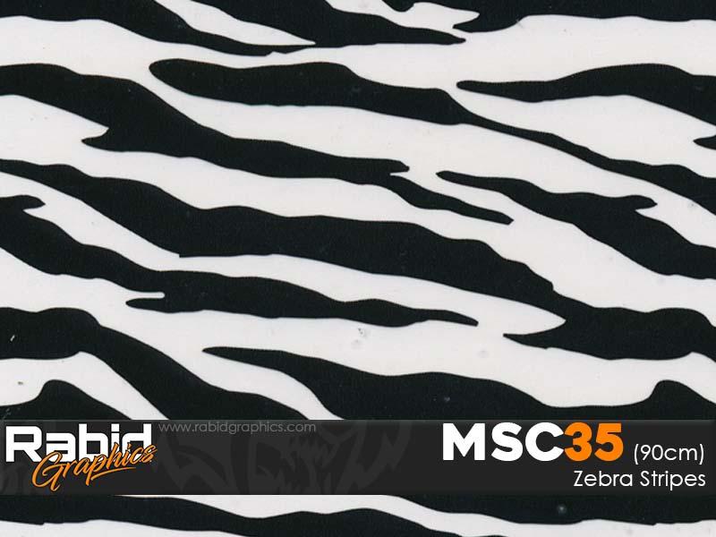 Zebra Stripes (90cm)