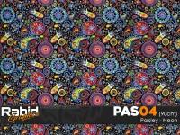 Paisley - Neon (90cm)