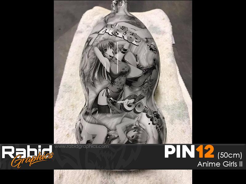 Anime Girls II (50cm)