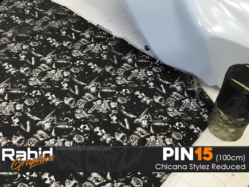 Chicana Stylez - Reduced (100cm)