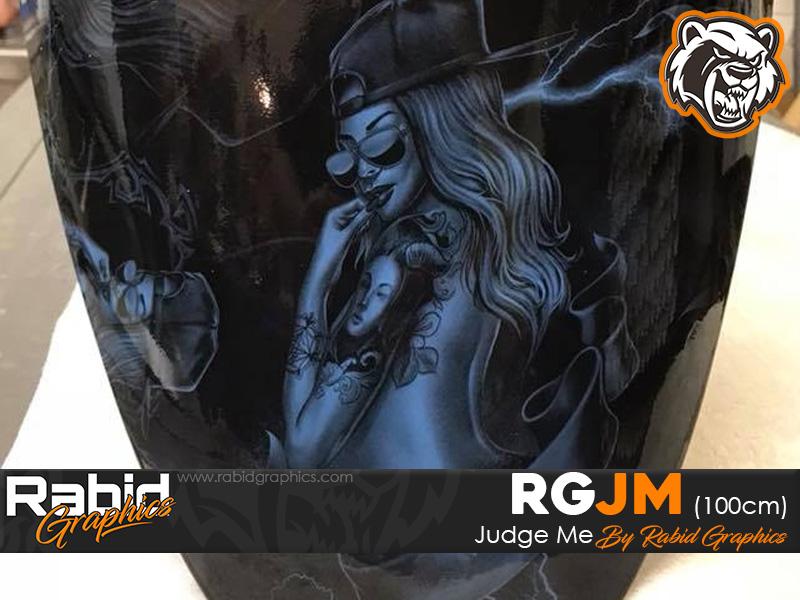 Judge Me (100cm)