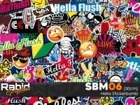 Hella Stickerbomb (50cm)