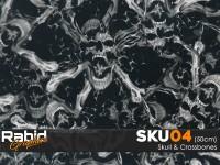 Skull & Crossbones (50cm)