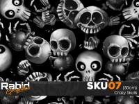 Crazy Skulls (50cm)