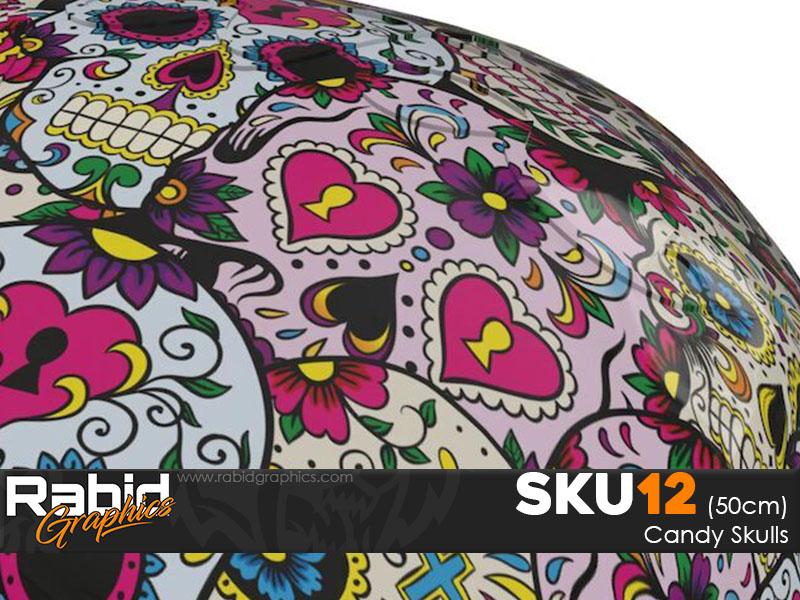 Candy Skulls (50cm)