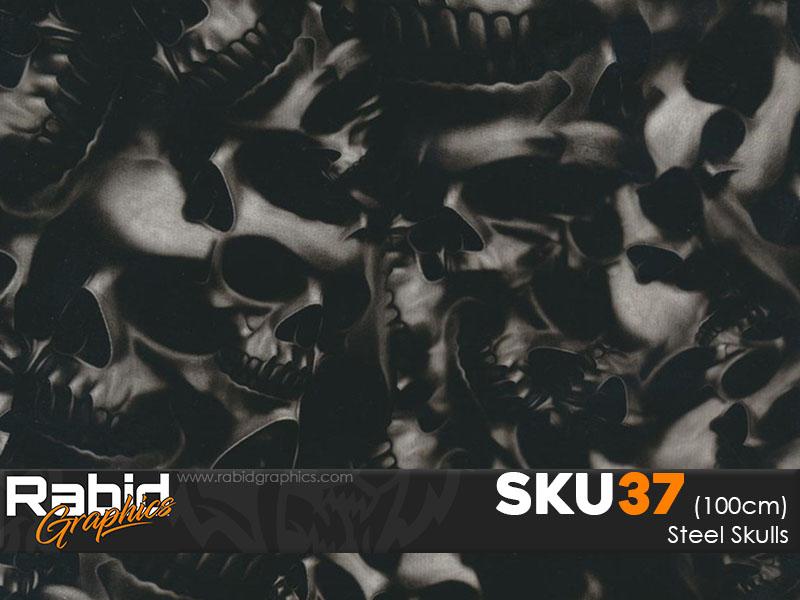 Steel Skulls (100cm)