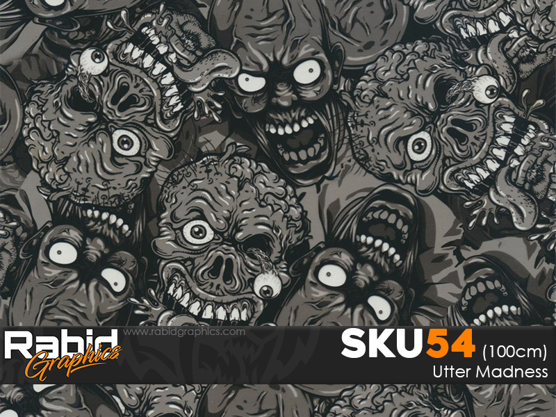 Utter Madness (100cm)