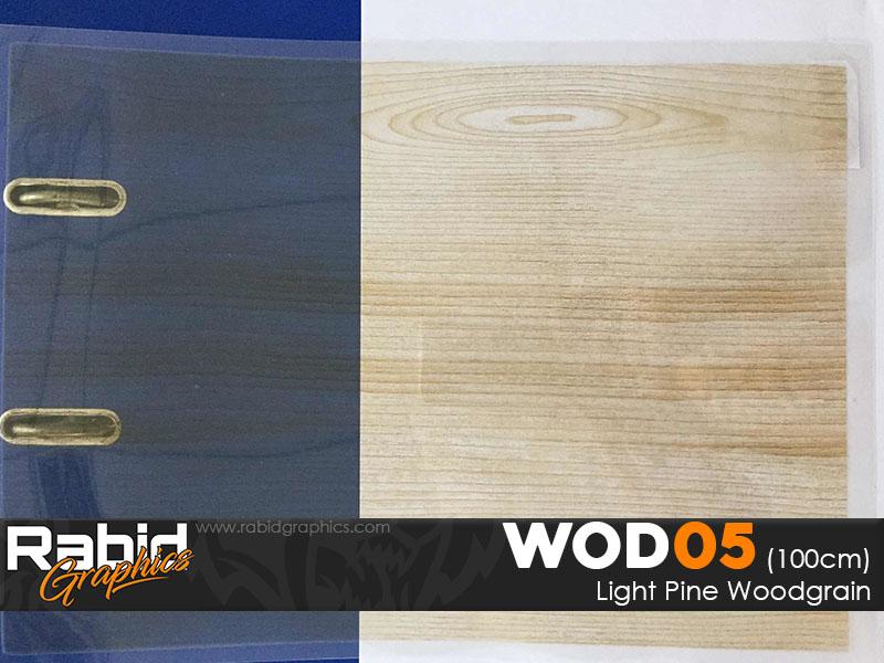 Light Pine Woodgrain (100cm)